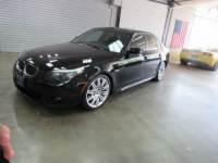 2010 BMW 5-Series 550i