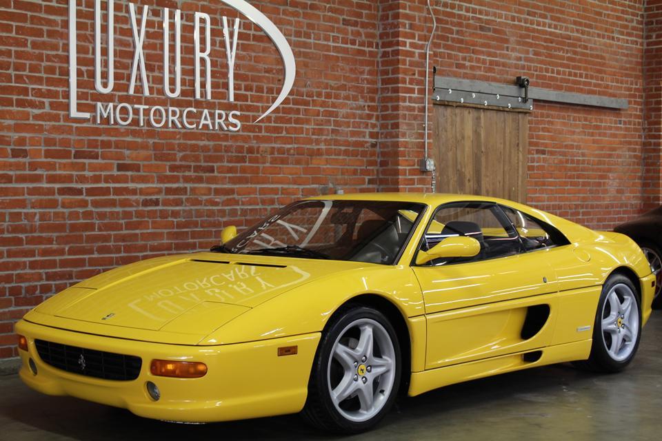 Photo 1998 Ferrari F355 Berlinetta F1