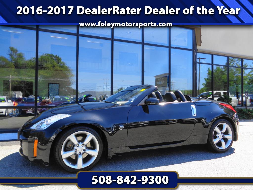Photo 2007 Nissan 350Z 2dr Roadster Auto Touring