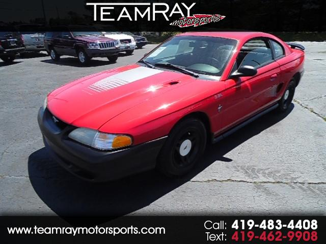 Photo 1998 Ford Mustang Coupe