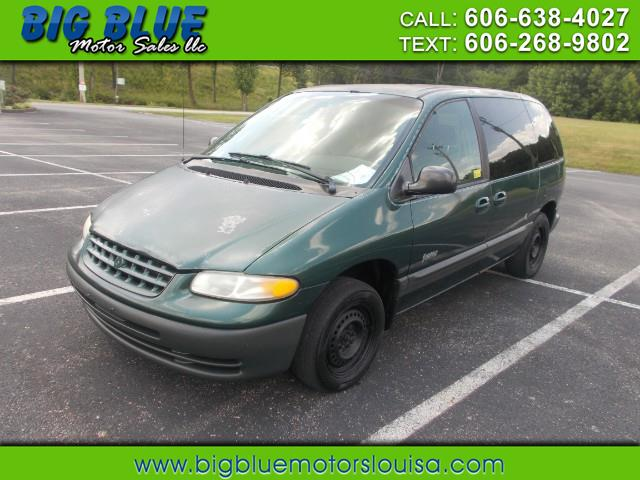 Photo 1998 Plymouth Voyager SE