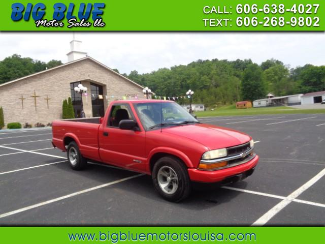 Photo 2003 Chevrolet S10 Pickup LS Long Bed 2WD