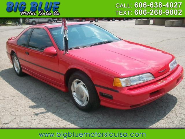 Photo 1991 Ford Thunderbird Super Coupe