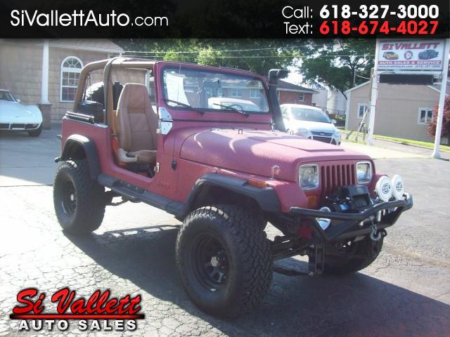 Photo 1992 Jeep Wrangler Base