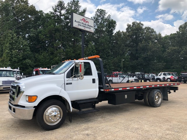 Photo 2004 Ford F-650 SD
