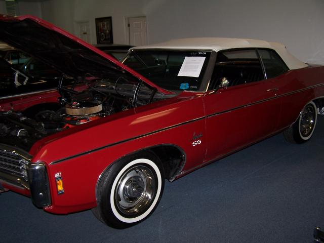Photo 1969 Chevrolet Impala SS
