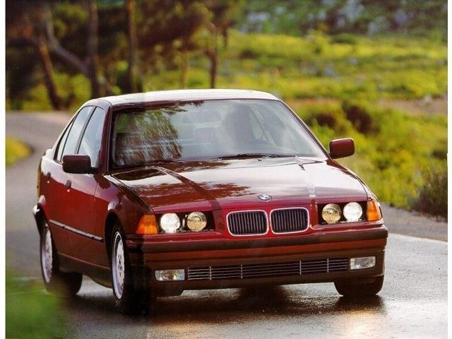 Photo Used 1995 BMW 3 Series 325i For Sale in Daytona Beach, FL