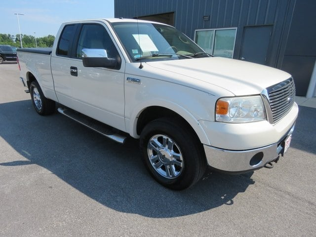 Photo Used 2007 Ford F-150 Truck Super Cab For Sale Meridian, MS