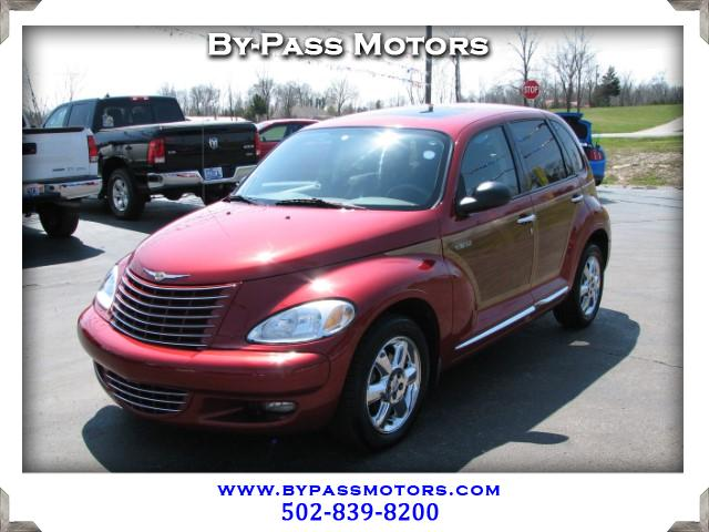 Photo 2005 Chrysler PT Cruiser Limited Edition