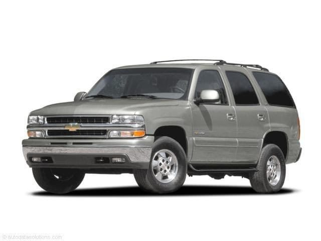 Photo Used 2005 Chevrolet Tahoe LS SUV V8 16V MPFI OHV for Sale in Madill, OK