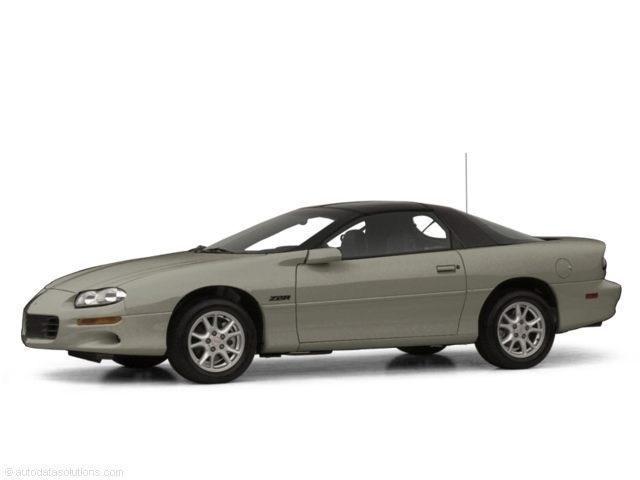 Photo 2001 Chevrolet Camaro Z28 Coupe