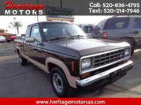 1988 Ford Ranger SuperCab 2WD