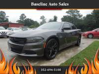 2018 Dodge Charger 4dr Sdn SXT Blacktop Edition