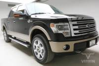 Used 2013 Ford F-150 King Ranch Crew Cab 4x4 Fx4 in Vernon TX