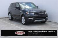 Used 2014 Land Rover Range Rover Sport HSE 4WD 4dr in Houston