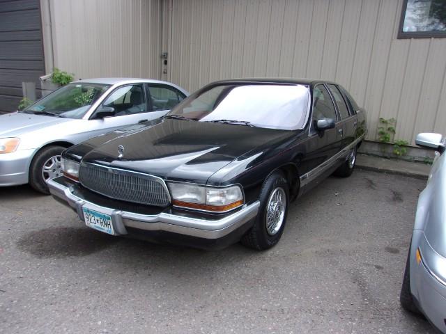 Photo 1992 Buick Roadmaster Limited