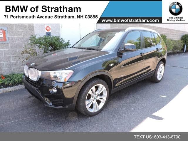 Photo 2016 BMW X3 xDrive28i xDrive28i NAVI HARMAN KARDON COLD WEATHER PREMIUM SAV All-wheel Drive