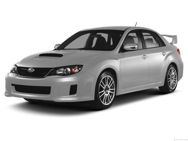 Photo Used 2013 Subaru Impreza WRX STI in Marysville, WA