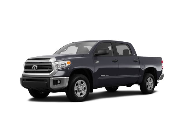 Photo 2015 Toyota Tundra SR5 TSS Edition, Navigation Truck CrewMax 4x2 4-door