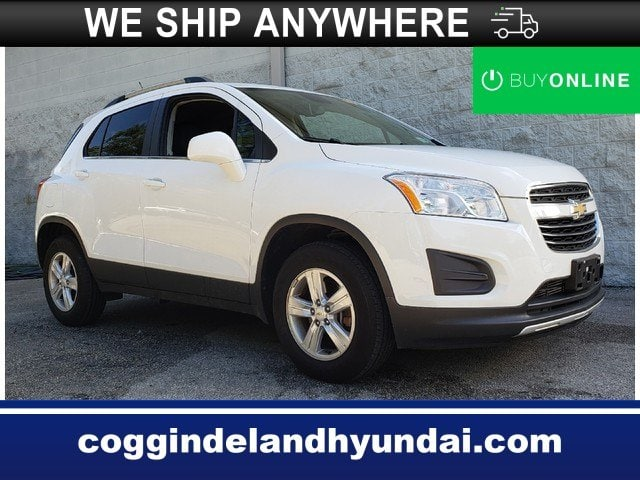 Photo Pre-Owned 2016 Chevrolet Trax LT SUV in Jacksonville FL