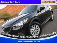 2013 Mazda CX-5 FWD 4dr Man Sport