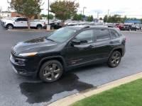 Used 2016 Jeep Cherokee 75th Anniversary SUV