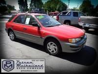 1996 Subaru Impreza Wagon Outback