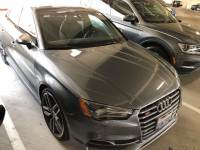2016 Audi S3 2.0T Premium Plus Sedan