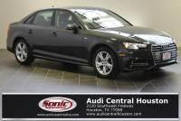 Used 2018 Audi A4 2.0T ultra Premium Sedan in Houston, TX