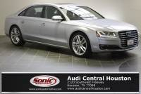 Used 2015 Audi A8 L 4.0T Sedan in Houston, TX
