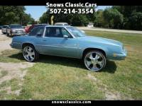 1985 Oldsmobile Cutlass Supreme Base