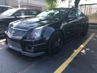 Pre-Owned 2011 Cadillac CTS-V Base RWD 4D Sedan