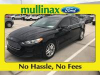 Used 2016 Ford Fusion SE Sedan I-4 cyl in Kissimmee, FL