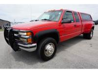 1998 Chevrolet K3500 155.5 WB 4WD DRW Extended Cab