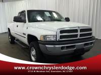 Pre-Owned 2001 Dodge Ram 2500 Truck Quad Cab in Greensboro NC