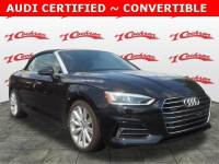 Used 2018 Audi A5 2.0T Premium Cabriolet in Pittsburgh