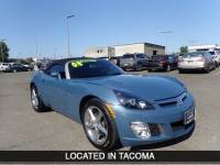 Used 2008 Saturn Sky Red Line for Sale in Tacoma, near Auburn WA