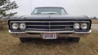 1966 Buick Skylark Coupe