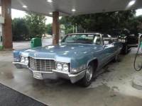 1969 Cadillac DeVille Coupe