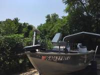 1988 BASSTRACKER 17.5 TOURNAMENT, 1978 70HP YAMAHA ...