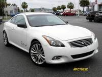 2012 INFINITI G37 Journey Coupe