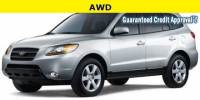 2007 Hyundai Santa Fe SE AWD Auto SE *Ltd Avail*