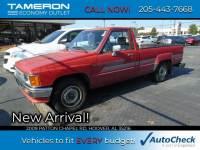 1987 Toyota Truck Deluxe