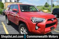 Pre-Owned 2016 Toyota 4Runner TRD Pro Four Wheel Drive SUV