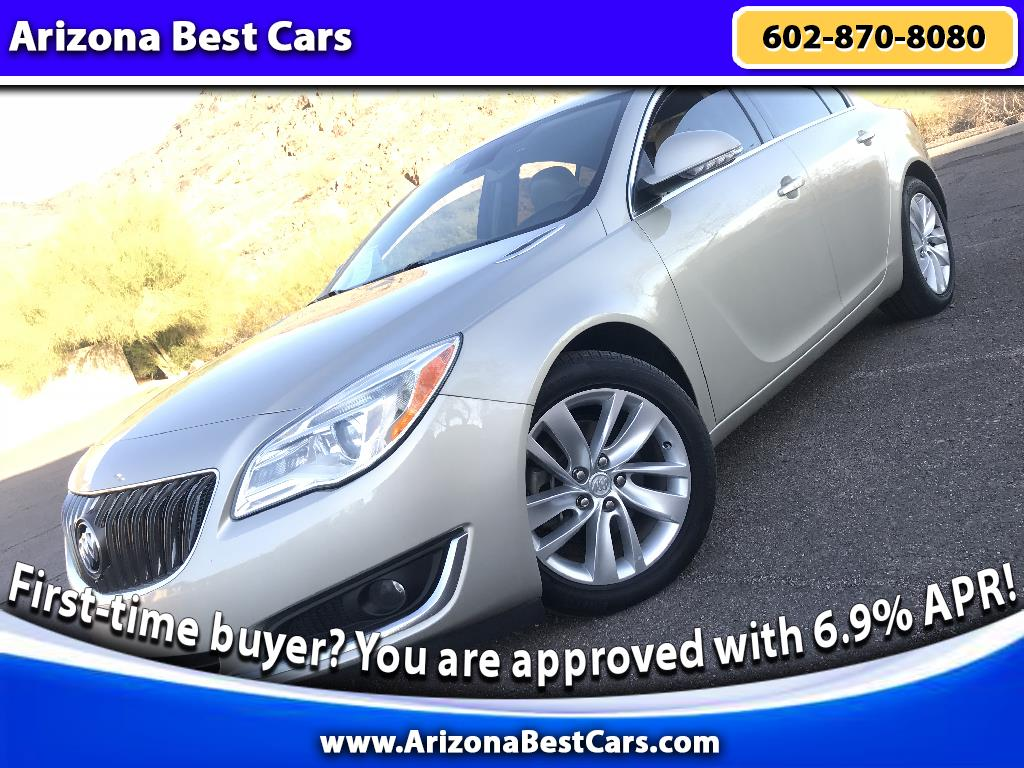 Photo 2014 Buick Regal 4dr Sdn GS FWD
