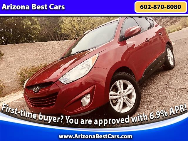 Photo 2013 Hyundai Tucson Limited Auto AWD