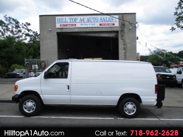 Photo 2007 Ford Econoline Vans E250 Cargo Van Loaded with Lift Gate