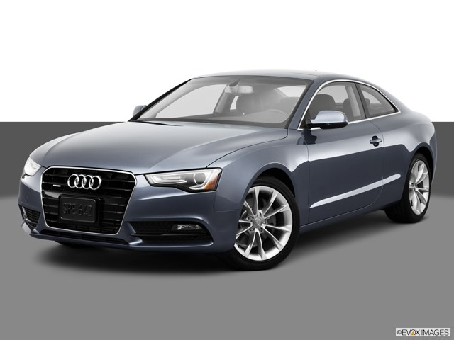 Photo Pre-Owned 2013 Audi A5 2.0T Premium Tiptronic Coupe in St Augustine FL