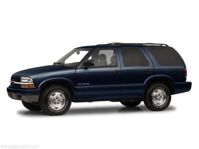 Photo Used 2001 Chevrolet Blazer LT For Sale Elgin, Illinois