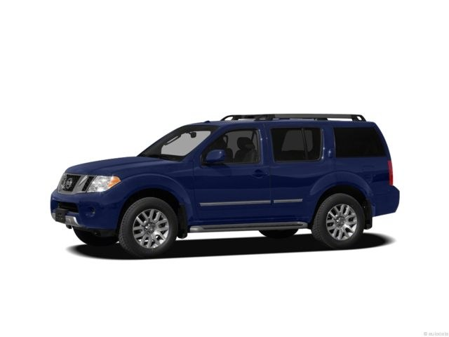 Photo Used 2012 Nissan Pathfinder S A5 SUV For Sale Meridian, MS